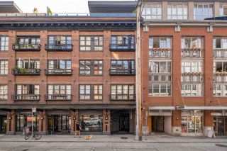 "Photo 23: 207 1066 HAMILTON Street in Vancouver: Yaletown Condo for sale in ""NEW YORKER"" (Vancouver West)  : MLS®# R2565186"