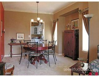 """Photo 5: 16837 61ST AV in Surrey: Cloverdale BC House for sale in """"PARKVIEW TERRACE"""" (Cloverdale)  : MLS®# F2618665"""