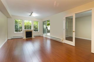 """Photo 2: 109 1199 WESTWOOD Street in Coquitlam: North Coquitlam Condo for sale in """"LAKESIDE TERRACE"""" : MLS®# R2202649"""