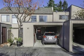 Main Photo: 67 3900 MORESBY Drive in Richmond: Quilchena Townhouse for sale : MLS®# R2014272