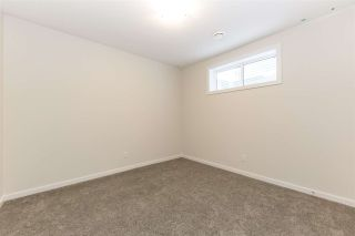 Photo 33: 8128 222 Street in Edmonton: Zone 58 House Half Duplex for sale : MLS®# E4228102