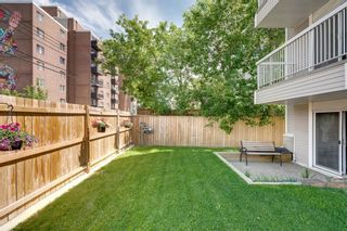 Main Photo: 108 540 18 Avenue SW in Calgary: Cliff Bungalow Apartment for sale : MLS®# A1122199