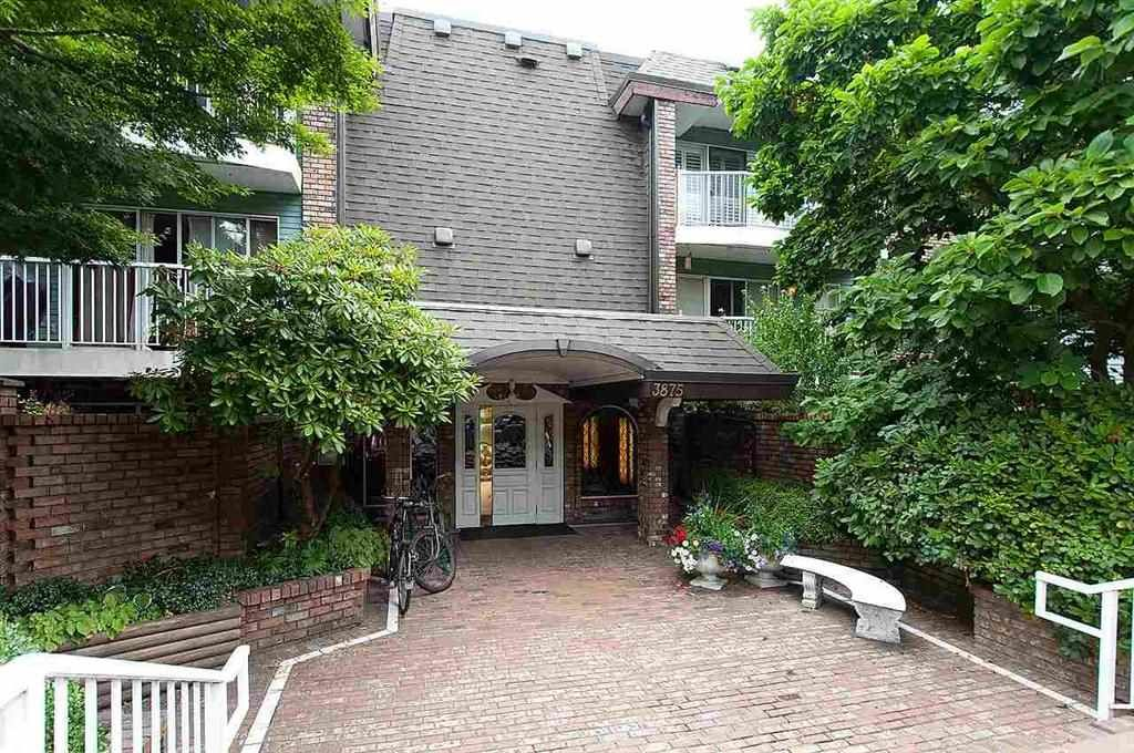 Main Photo: 201 3875 W 4TH AVENUE in : Point Grey Condo for sale : MLS®# R2150211