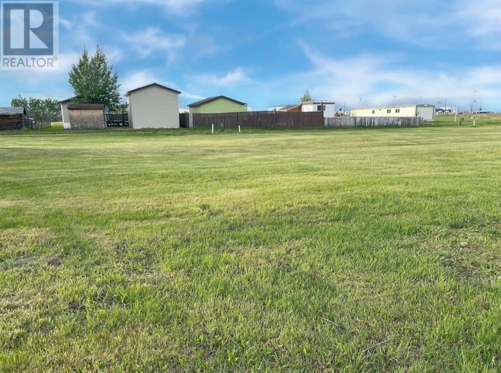 Main Photo: 4416 46 Avenue in Rycroft: Vacant Land for sale : MLS®# A1114316