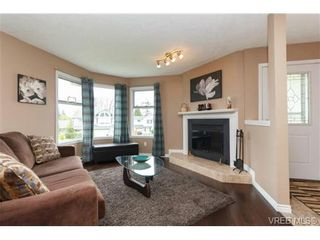 Photo 1: 1279 Lidgate Crt in VICTORIA: SW Strawberry Vale House for sale (Saanich West)  : MLS®# 704635
