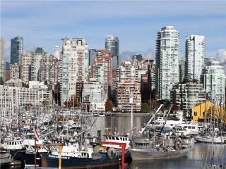"Photo 20: 502 1508 MARINER Walk in Vancouver: False Creek Condo for sale in ""MARINER POINT"" (Vancouver West)  : MLS®# V1069887"