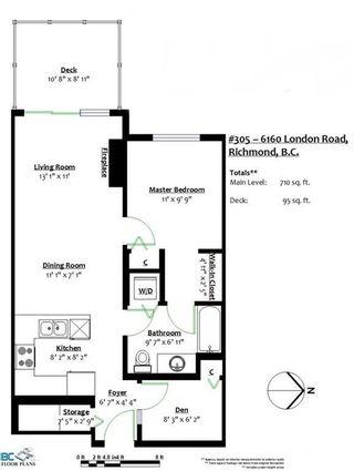 Photo 16: 305 6160 LONDON Road in Richmond: Steveston South Condo for sale : MLS®# R2241036