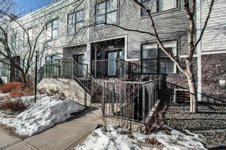 Photo 1: 1503 5 Street SW in Calgary: Beltline Row/Townhouse for sale : MLS®# A1064644