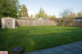 Photo 10: 11491 95TH AV in Delta: House for sale : MLS®# F1004074