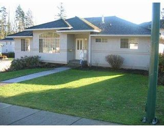 Photo 1: 3310 ROBSON Drive in Coquitlam: Hockaday House for sale : MLS®# V755509