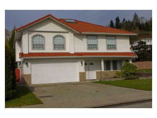 Photo 1: 1386 EL CAMINO Drive in Coquitlam: Hockaday House for sale : MLS®# V821150