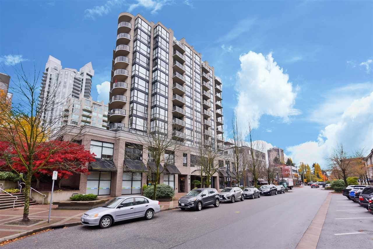 """Photo 2: Photos: 507 124 W 1ST Street in North Vancouver: Lower Lonsdale Condo for sale in """"THE """"Q"""""""" : MLS®# R2509553"""