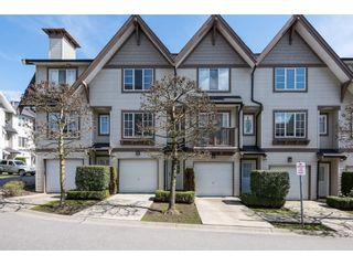 """Photo 2: 24 20540 66 Avenue in Langley: Willoughby Heights Townhouse for sale in """"AMBERLEIGH"""" : MLS®# R2152638"""