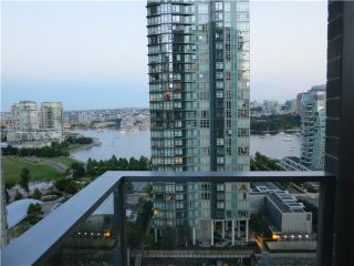 """Photo 6: 1807 455 BEACH Crescent in Vancouver: Yaletown Condo for sale in """"PARK WEST ONE"""" (Vancouver West)  : MLS®# V965553"""