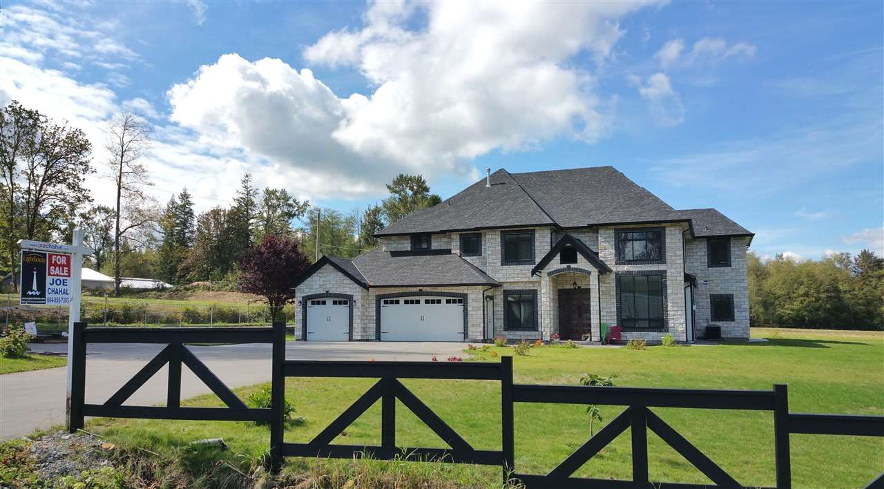 """Main Photo: 6665 267TH Street in Langley: County Line Glen Valley House for sale in """"NEAR GLOUCESTER INDUSTRIAL ESTATE"""" : MLS®# F1449559"""