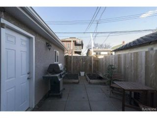 Photo 17: 169 Gordon Avenue in WINNIPEG: East Kildonan Residential for sale (North East Winnipeg)  : MLS®# 1507266