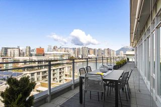 "Photo 31: 1101 1661 ONTARIO Street in Vancouver: False Creek Condo for sale in ""SAILS"" (Vancouver West)  : MLS®# R2559779"