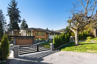 Photo 2: 1807 ST. DENIS Road in West Vancouver: Ambleside House for sale : MLS®# R2625139
