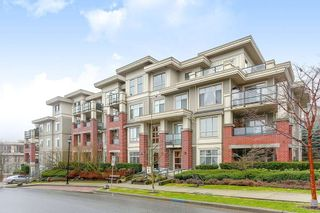 """Photo 1: 202 270 FRANCIS Way in New Westminster: Fraserview NW Condo for sale in """"THE GROVE"""" : MLS®# R2146291"""