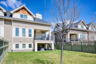 Photo 28: 310 WENTWORTH Square SW in Calgary: West Springs Semi Detached for sale : MLS®# A1100638