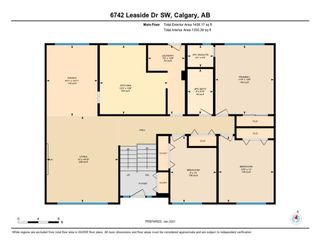 Photo 6: 6742 Leaside Drive SW in Calgary: Lakeview Detached for sale : MLS®# A1063976
