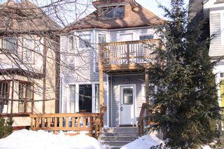 Photo 1: 107 Ruby Street in Winnipeg: Wolseley Residential for sale (5B)  : MLS®# 1903802