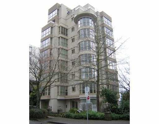 """Main Photo: 701 1290 BURNABY Street in Vancouver: West End VW Condo for sale in """"THE BELLEVUE"""" (Vancouver West)  : MLS®# V781426"""