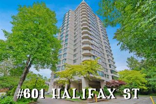 """Main Photo: 601 7321 HALIFAX Street in Burnaby: Simon Fraser Univer. Condo for sale in """"THE AMBASSADOR"""" (Burnaby North)  : MLS®# R2592757"""