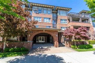 "Photo 1: 210 6815 188 Street in Surrey: Clayton Condo for sale in ""COMPASS"" (Cloverdale)  : MLS®# R2455136"