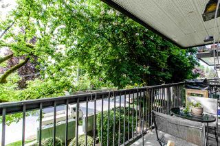 """Photo 12: 202 1515 E 5TH Avenue in Vancouver: Grandview VE Condo for sale in """"WOODLAND PLACE"""" (Vancouver East)  : MLS®# R2065383"""