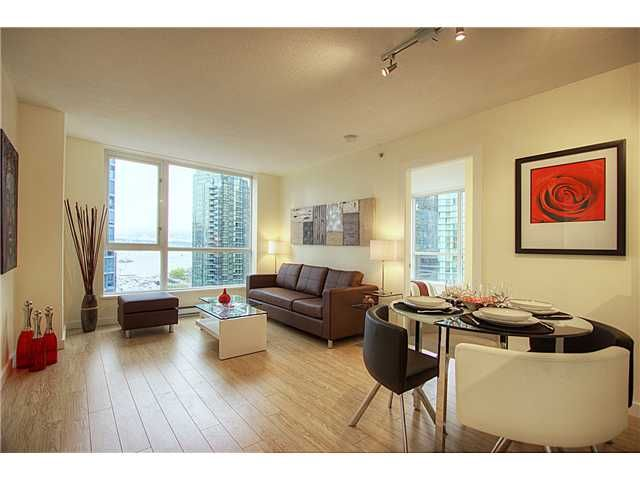 Main Photo: 1002 1420 georgia Street in Vancouver: Condo for sale (Vancouver West)  : MLS®# V957004