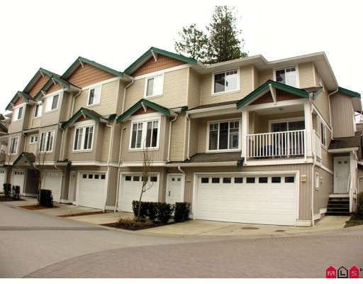 """Main Photo: 37 12711 64TH Avenue in Surrey: West Newton Townhouse for sale in """"PALETTE ON THE PARK"""" : MLS®# F2905934"""