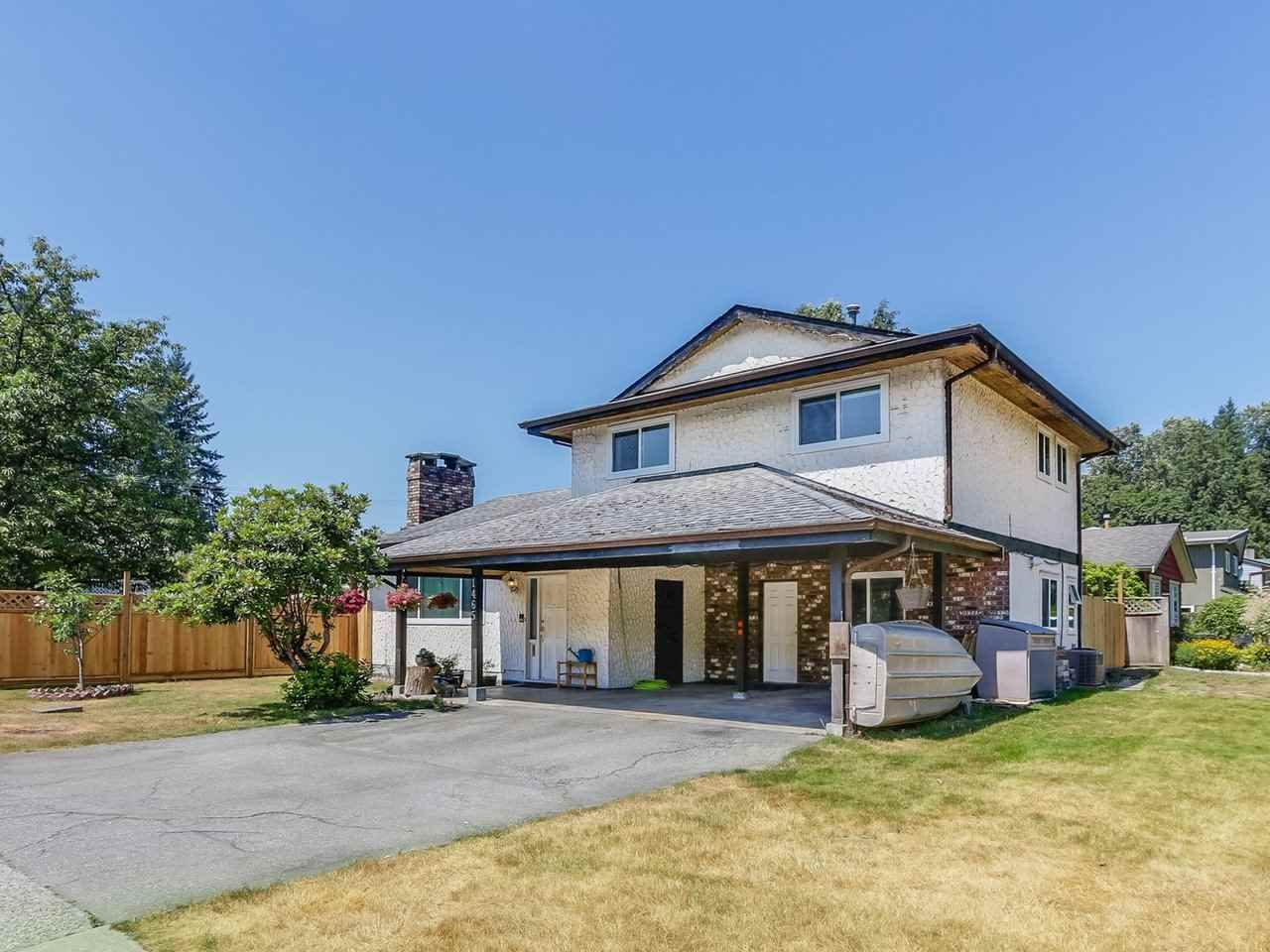 Main Photo: 1465 LAURIER AVENUE in Port Coquitlam: Lincoln Park PQ House for sale : MLS®# R2205044