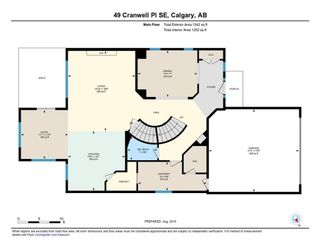 Photo 45: 49 CRANWELL Place SE in Calgary: Cranston Detached for sale : MLS®# C4267550