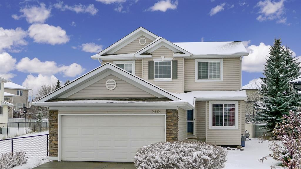 Main Photo: 202 Panorama Hills Close NW in Calgary: Panorama Hills Detached for sale : MLS®# A1048265