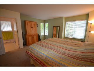 """Photo 13: 33 103 PARKSIDE Drive in Port Moody: Heritage Mountain Townhouse for sale in """"TREETOPS"""" : MLS®# V1029401"""