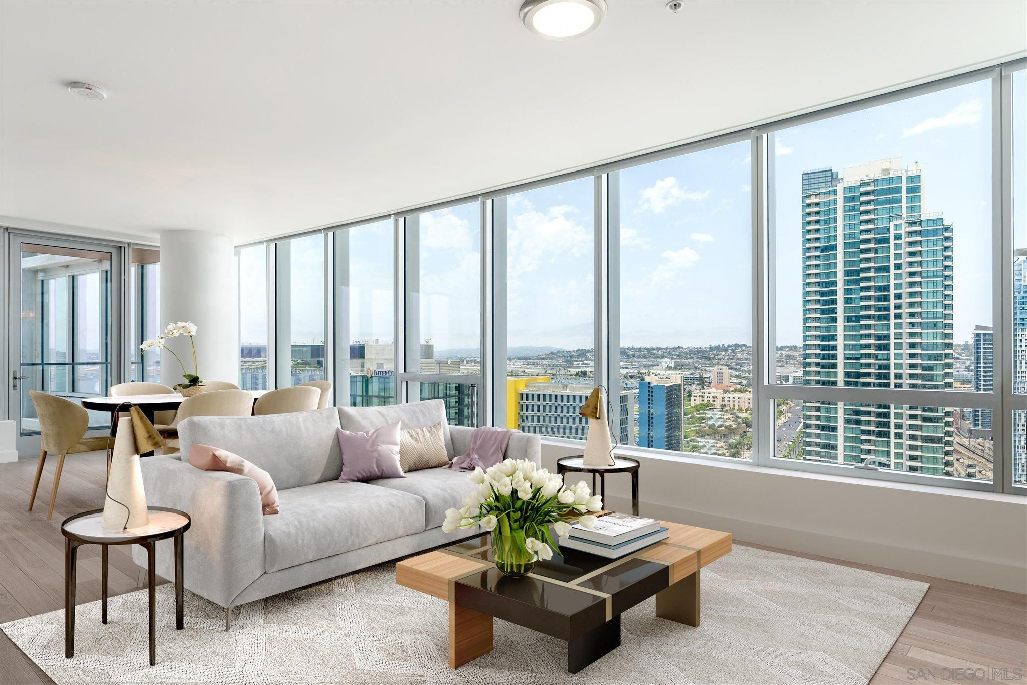 Main Photo: DOWNTOWN Condo for sale : 3 bedrooms : 888 W E Street #2101 in San Diego