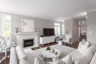 """Photo 5: 4290 HEATHER Street in Vancouver: Cambie Townhouse for sale in """"Grace Estate"""" (Vancouver West)  : MLS®# R2375168"""