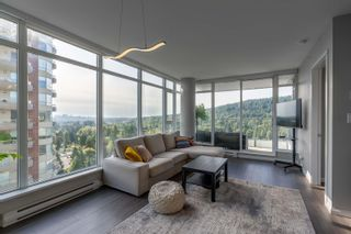 """Photo 10: 1402 520 COMO LAKE Avenue in Coquitlam: Coquitlam West Condo for sale in """"The Crown"""" : MLS®# R2619020"""