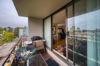 """Photo 18: 703 1127 BARCLAY Street in Vancouver: West End VW Condo for sale in """"BARCLAY COURT"""" (Vancouver West)  : MLS®# R2575156"""