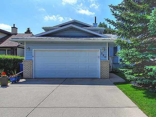 Main Photo: 160 HAWKHILL Way NW in CALGARY: Hawkwood Residential Detached Single Family for sale (Calgary)  : MLS®# C3533005