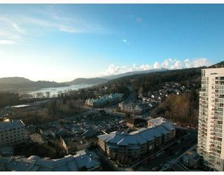 Photo 10: 2202 295 GUILDFORD Way in Port_Moody: North Shore Pt Moody Condo for sale (Port Moody)  : MLS®# V633410