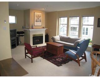 "Photo 3: E204 623 W 14TH Avenue in Vancouver: Fairview VW Condo for sale in ""CONNAUGHT ESTATES"" (Vancouver West)  : MLS®# V679414"