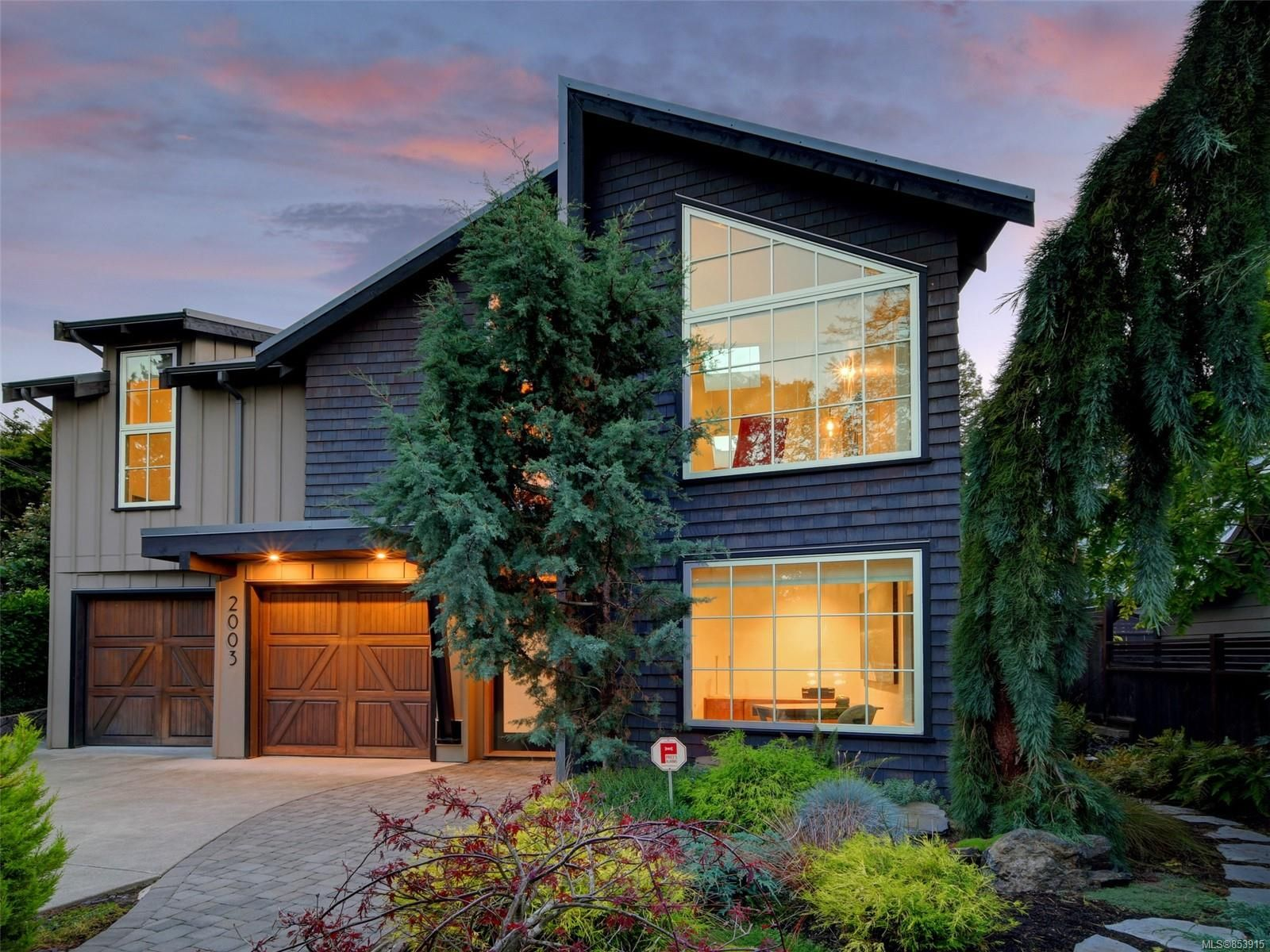 Main Photo: 2003 Runnymede Ave in : Vi Fairfield East House for sale (Victoria)  : MLS®# 853915