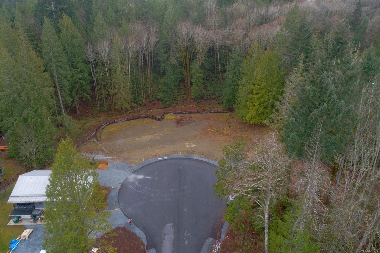 Main Photo: Lot 3 Mel Pl in : ML Shawnigan Land for sale (Malahat & Area)  : MLS®# 861277