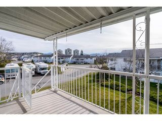 """Photo 31: 152 32691 GARIBALDI Drive in Abbotsford: Abbotsford West Townhouse for sale in """"Carriage Lane"""" : MLS®# R2551184"""