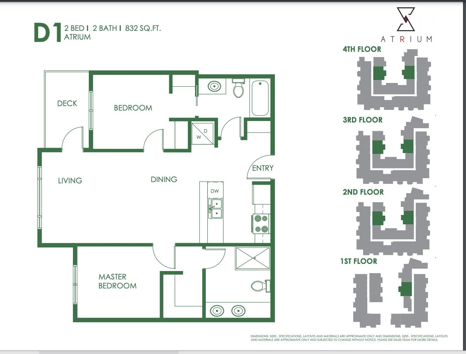 """Main Photo: 211 19945 BRYDON Crescent in Langley: Langley City Condo for sale in """"ATRIUM"""" : MLS®# R2617119"""