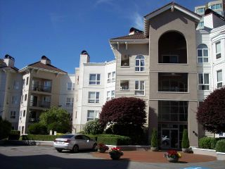 """Photo 1: 415 3172 GLADWIN Road in Abbotsford: Central Abbotsford Condo for sale in """"Regency Park"""" : MLS®# R2480665"""