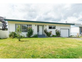 Main Photo: 2693 COUNTESS Street in Abbotsford: Abbotsford West House for sale : MLS®# R2572078