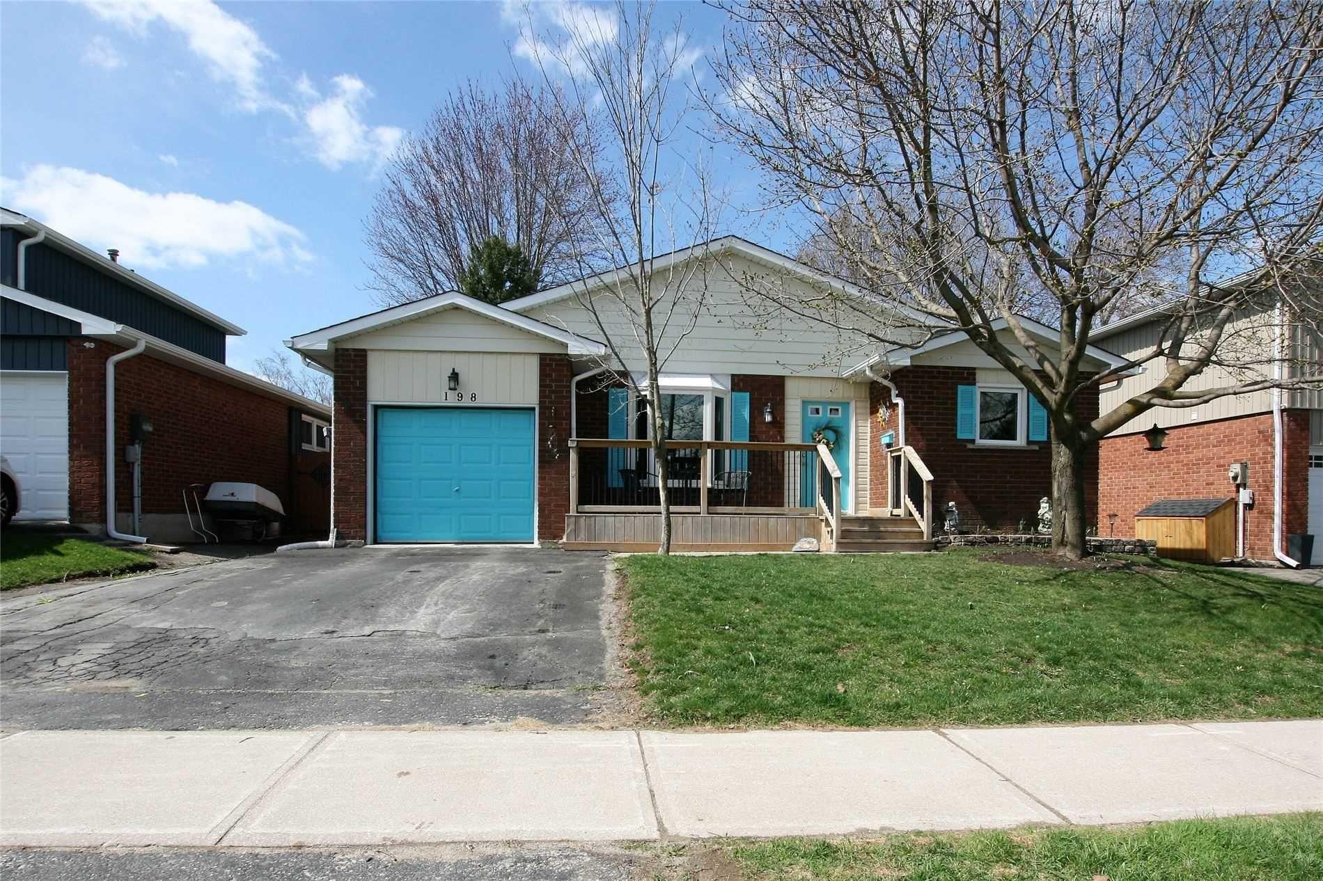 Main Photo: 198 Diane Drive: Orangeville House (Backsplit 3) for sale : MLS®# W5193502
